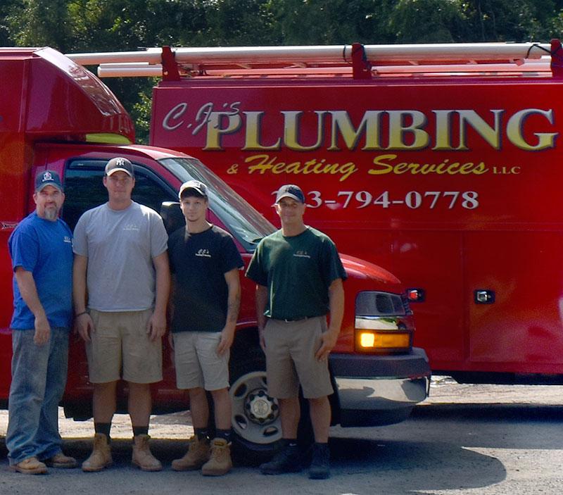 CJ's Plumbing & Heating Services, LLC